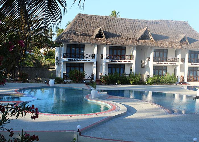 African Sun Sand Sea Beach Resort & Spa 3*