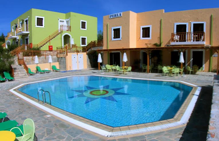 Perla Apartments 3*