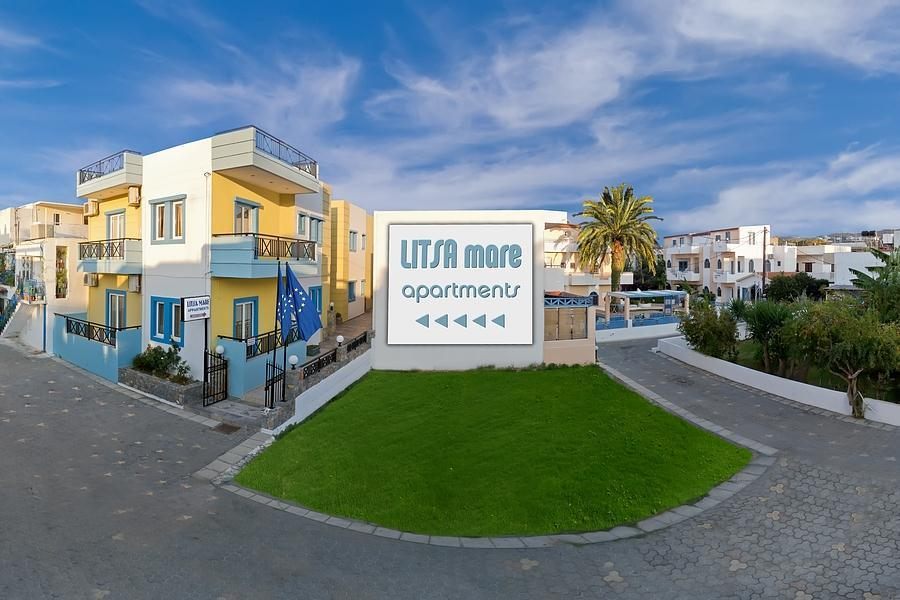 Litsa Mare Apartments 3*