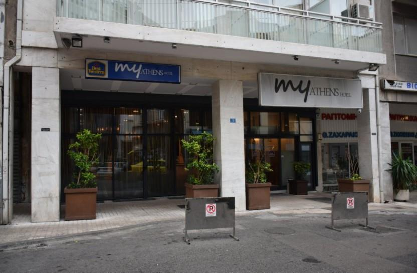 Best Western MyAthens Hotel 3*